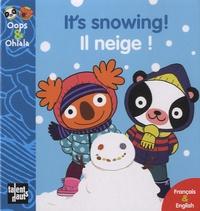 Mellow et Amélie Graux - It's snowing ! Il neige !.