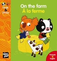 Mellow et Amélie Graux - On the farm, A la ferme.