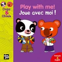 Corridashivernales.be Play with me! Joue avec moi! - Edition bilingue anglais-français Image