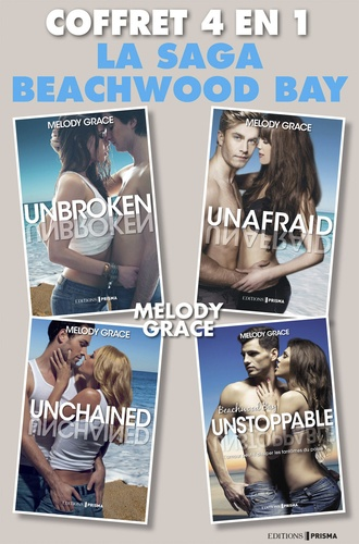 Coffret Beachwood Bay - Unbroken - Unafraid - Unchained - Unlimited