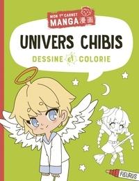 Melow - Univers chibis - Dessine et colorie.