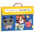 Mélusine Allirol - 5 masques d'animaux.