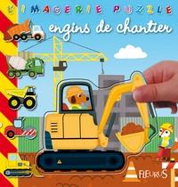 Mélusine Allirol et Jacques Beaumont - Engins de chantier.