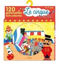 Mélusine Allirol - Le cirque à créer.