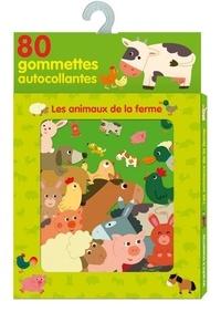 Lire des livres complets en ligne gratuitement et sans téléchargement Les animaux de la ferme  - 80 gommettes autocollantes CHM in French 9782244066127