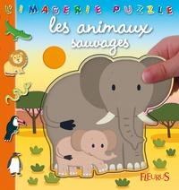 Mélusine Allirol et Jacques Beaumont - Les animaux sauvages.