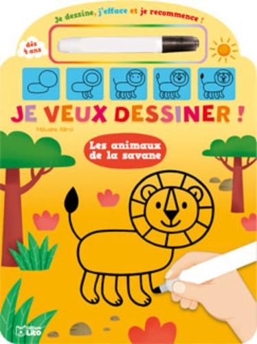 Mélusine Allirol - Les animaux sauvages.