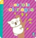 Mélusine Allirol et Marion Piffaretti - Mes jolis coloriages - Activités 2+.