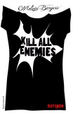 Melvin Burgess - Kill all enemies.