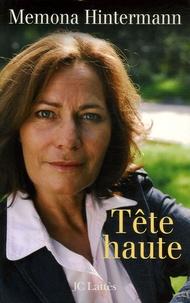 Mémona Hintermann - Tête haute.