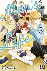 Ayu Watanabe - Men's Life 3 : Men's Life T03.