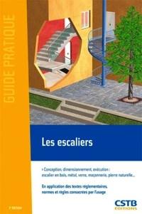 Les escaliers - Conception, dimensionnement, exécution : escalier en bois, métal, verre, maçonnerie, pierre naturelle....pdf