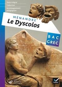 Ménandre - Le Dyscolos Bac Grec.