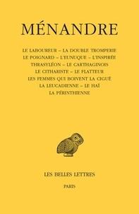 Ménandre - Ménandre - Tome 3.