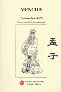 André Lévy et  Mencius - Mencius.