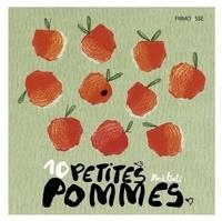 Mercè Gali - 10 petites pommes.