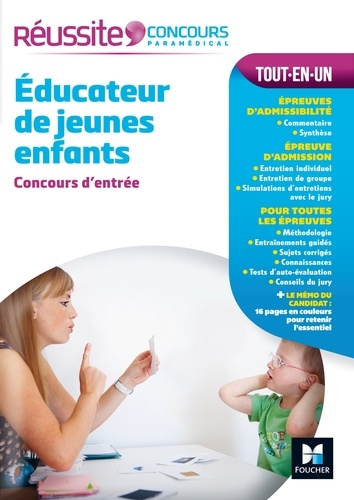 Mercedes Carrasco et Palmira La Riva Gonzalez - Educateur de jeunes enfants - Concours d'entrée.