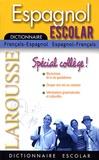 Mercedes Escudero et Paloma Cabot - Dictionnaire Français-Espagnol et Espagnol-Français.