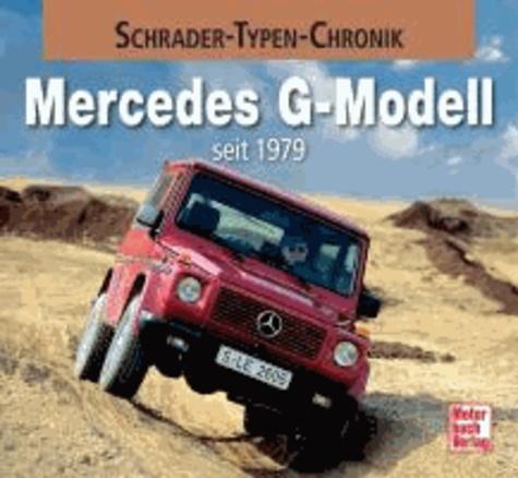 Mercedes G-Modell seit 1979.