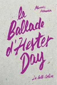 Mercedes Helnwein - La ballade d'Hester Day.