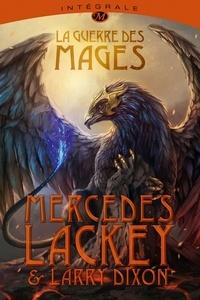Mercedes Lackey et Larry Dixon - Les Hérauts de Valdemar Intégrale : La guerre des mages.