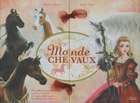 Mercedes Palacios et Christine Pompéï - Un monde de chevaux.