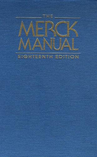 Merck - The Merck Manual.