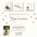 Mercotte - Le coffret des trois livres de Mercotte - Solution macarons ; Solution organisation ; Solution desserts pas à pas.