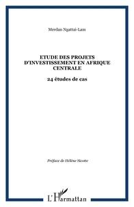 Lesmouchescestlouche.fr Etude des projets d'investissement en Afrique Centrale - 24 études de cas Image