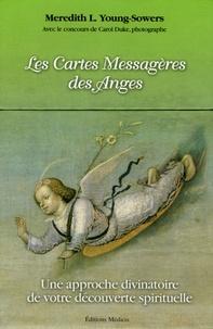 Les Cartes Messagères des Anges - Une approche divinatoire de votre découverte spirituelle.pdf