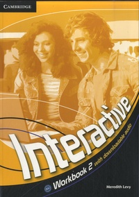 Meredith Levy - Interactive A2+ - Workbook with downloadable audio.