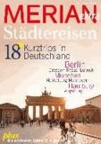 MERIAN extra Städtereisen Deutschland - 18 Kurztrips in Deutschland.