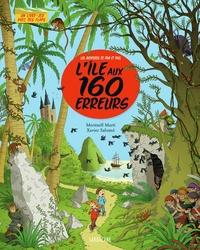 Meritxell Marti et Xavier Salomó - Les aventures de Pam et Paul - L'île aux 160 erreurs.