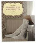 Merja Ojanperä - Magnifiques chaussettes au tricot.