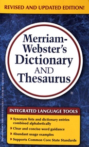 Accentsonline.fr Merriam-Webster's Dictionary and Thesaurus Image