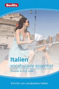 Italien - Vocabulaire essentiel.pdf