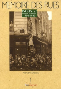 Meryam Khouya - Paris 2e arrondissement - 1900-1940.