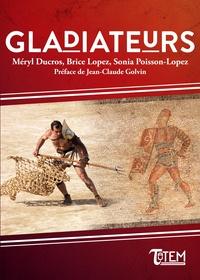 Méryl Ducros et Brice Lopez - Gladiateurs.