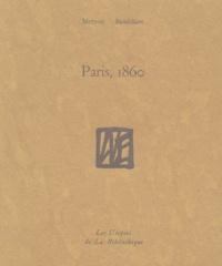 Meryon et Charles Baudelaire - .