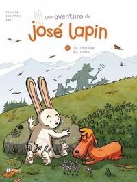 Messina et  Lepithec - Une aventure de José lapin N° 2 : La chasse au dahu.