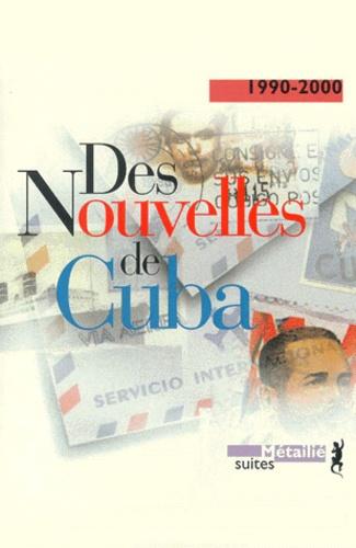Métailié - Des nouvelles de Cuba - 1990-2000.