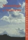 Meteorologie in Stichworten.