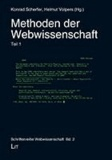 Methoden der Webwissenschaft 1.