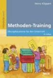 Methoden-Training - Übungsbausteine für den Unterricht.