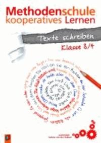 Methodenschule kooperatives Lernen - Texte schreiben, Klasse 3/4.