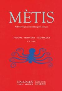 Métis - Mètis N° 2/2004 : .