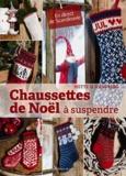 Mette N. Handberg - Chaussettes de Noël à suspendre.