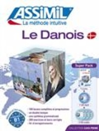Mette Olesen - Le danois - Super pack. 3 CD audio MP3
