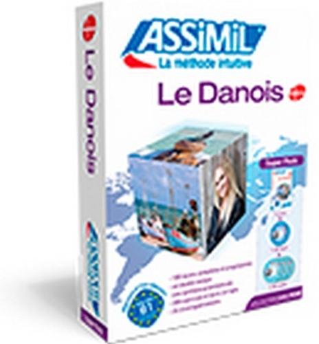 Le danois. Super pack  avec 3 CD audio MP3