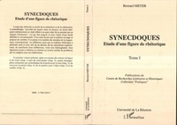 Meyer - Synecdoques Tome 1 - Synecdoques.